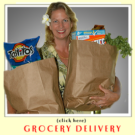 Demming's Delivery Service - Grocery Delivery and Tropical Gift Baskets